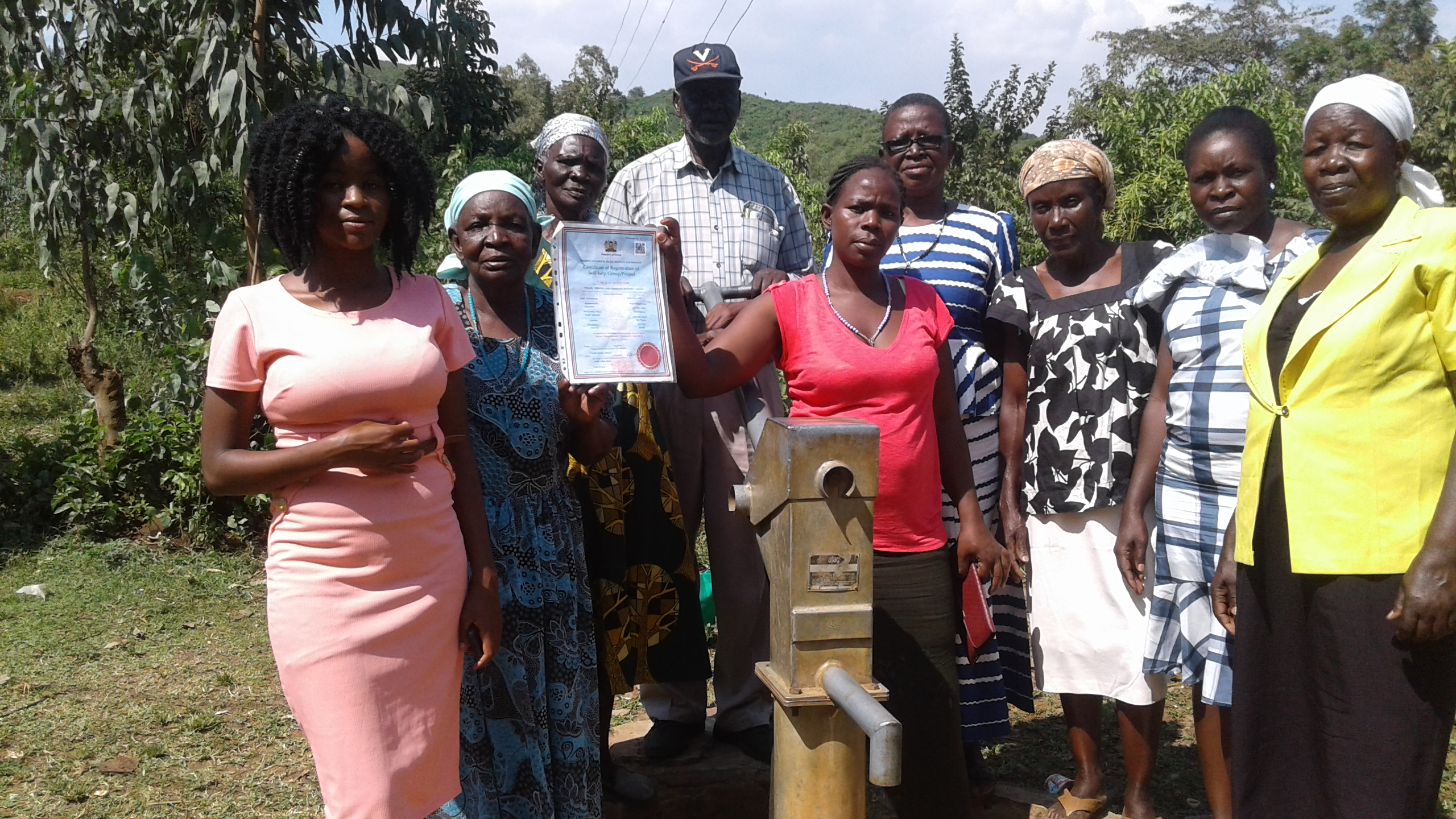Okore Widows and Orphans Support Group